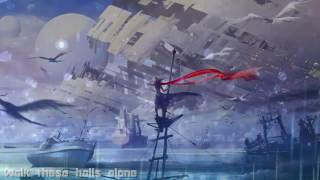 Nightcore - Ships in the night [Lyrics]