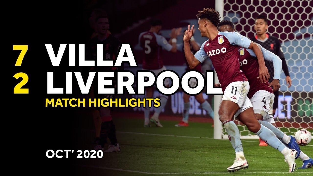 Download HIGHLIGHTS | Aston Villa 7-2 Liverpool