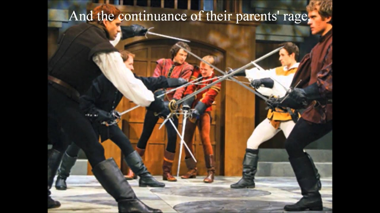 antithesis in romeo and juliet act 1 Papers - the idea of antithesis in shakespeare's romeo and juliet.