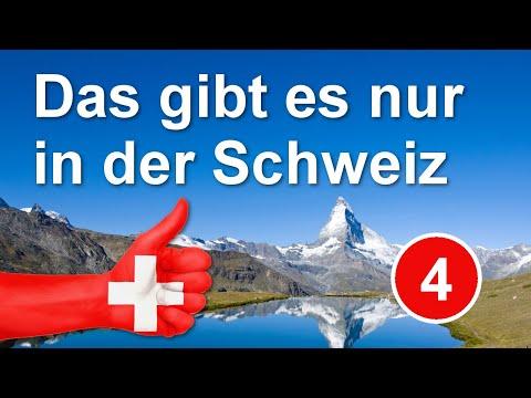 10 Dinge, die es nur in der Schweiz gibt 😯🇨🇭 - Folge 4