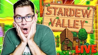 ZOSTAJĘ FARMEREM!   Stardew Valley