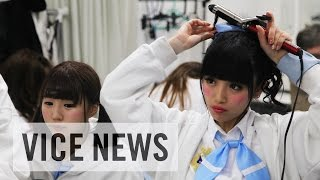 Schoolgirls for Sale in Japan(This Thursday at 12pm EDT, Simon Ostrovsky and Jake Adelstein will join 'On The Line' to discuss this story. Ask your questions on Twitter @VICENews with ..., 2015-07-20T12:51:42.000Z)