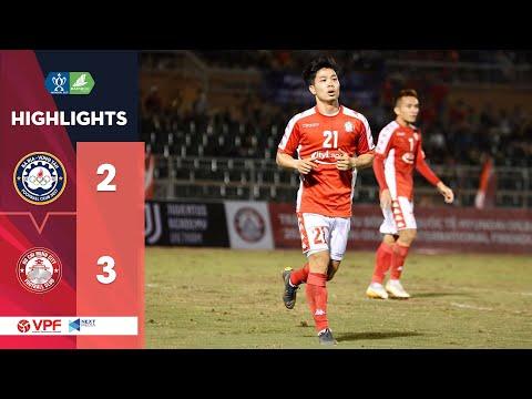 Highlights | Bà Rịa - Vũng Tàu - CLB TP. HCM | Công Phượng tỏa sáng, ngược dòng ấn tượng | VPF Media