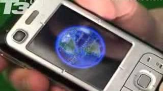 Nokia 6110 Navigator sighted!