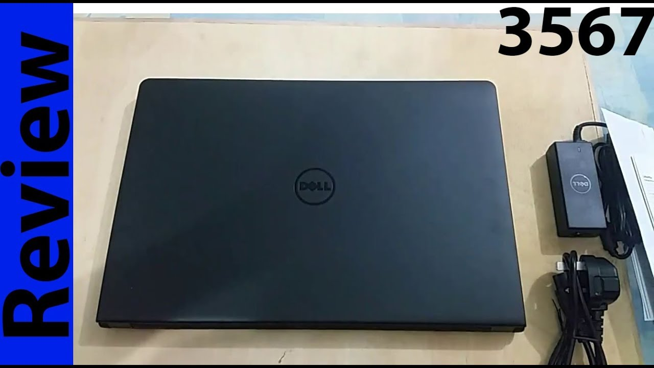 Dell Inspiron 3567 Review and Unboxing !! Core i3 6th Gen ...