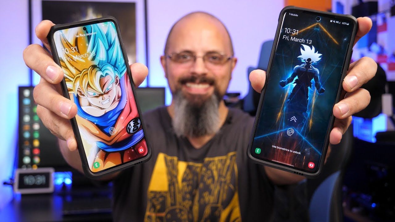 Best Way I Get Anime Dragon Ball Super Live Wallpapers Dbz Dbs For My Phone Galaxy S20 Ultra Youtube