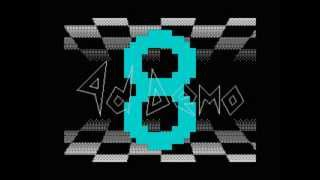 4d demo 8 zx spectrum remix