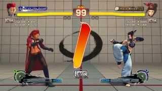 Fight For 3000 - vs Matsu48 (C. Viper)