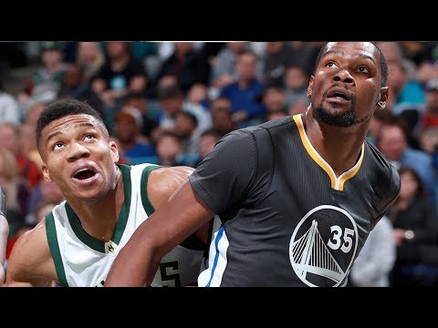 CONFIRMED: Kevin Durant Tampering With Giannis Antetokounmpo