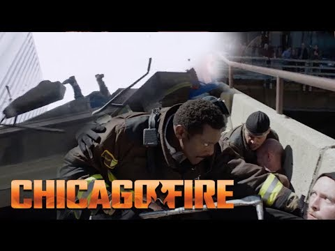 Armoured Truck Heist Goes Terribly Wrong | Chicago Fire