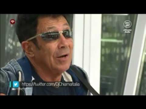 Edoardo Bennato - Dee Jay Chiama Italia - 20-10-2015.