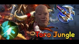 ahq Rush Toro Jungle (,ROV,LienQuanMobile,AOV)