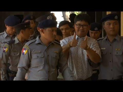 Recherche zu Rohingya: Reuters-Reporter wurden in Falle gelockt