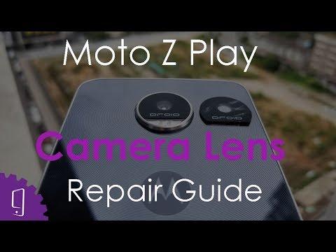 half off b729b b0a67 Moto Z Play Camera Lens Repair Guide