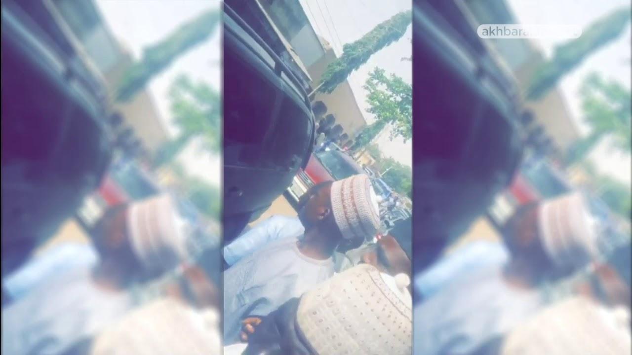 لحظة تحرير عدد من المخطوفين في نيجيريا  - نشر قبل 34 دقيقة