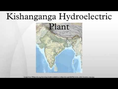 Kishanganga Hydroelectric Plant
