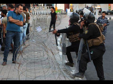 الاحتجاجات العراقية تدخل أسبوعها الثاني  - نشر قبل 56 دقيقة