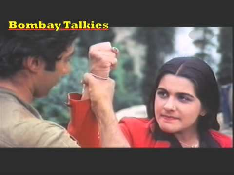 Sunny and Roma square off-Betaab (1983)