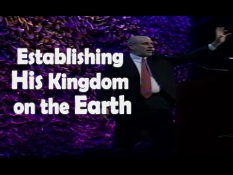 Establishing His Kingdom on the Earth | Asher Intrater | Revive Israel