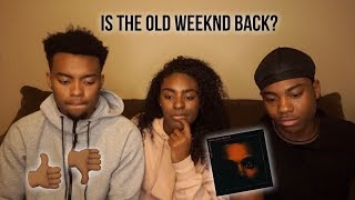 THE WEEKND MY DEAR MELANCHOLY ALBUM REACTION! | BRIGSS SQUAD