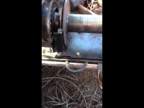 24 volt starter hook up