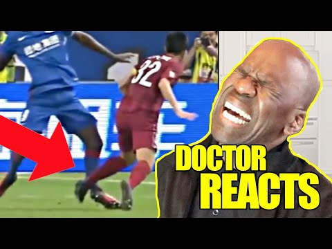 doctor-reacts-to-world-cup-soccer-injuries-|-dr-chris