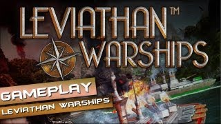 Leviathan Warships Gameplay PC HD