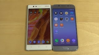 Nokia 3 vs. Samsung Galaxy J5 - Which Is Faster?