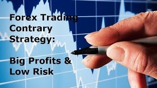 Forex Contrary Trading Strategy - Use Contrarian Techniques to Enter the Minority of Forex Winners