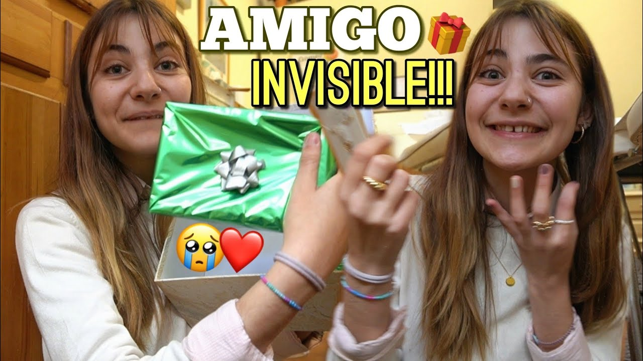 AMIGO INVISIBLE entre YOUTUBERS 2020!!!| @bertaloonglife