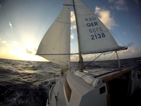 Atlantic Crossing - Las Palmas to Antigua