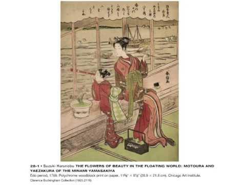 Japanese Art after 1333