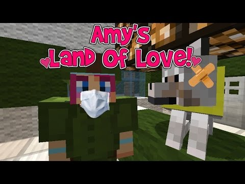 Amy's Land Of Love! Ep.157 LUNA NEEDS SURGERY! | Amy Lee33