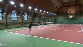 Joanna Stralka – College Tennis Recruitment video (Fall 2019)