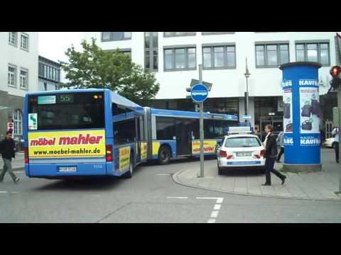 Buses in Munich, Germany Bus in München