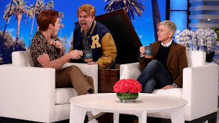 Kj Apa Gets A Scare From 'archie'