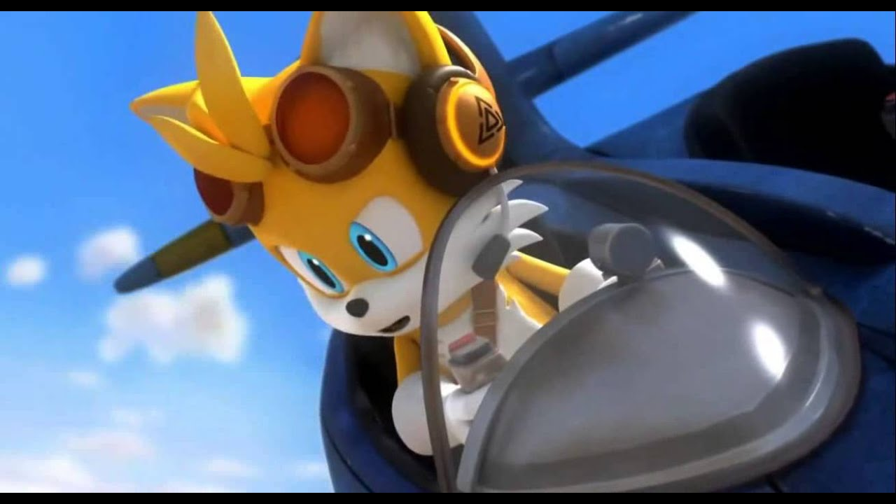 Sonic Boom the tv show Trailer - YouTube