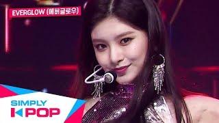 [simply K-pop] Everglow(에버글로우) - Salute _ Ep.400 _ 020720