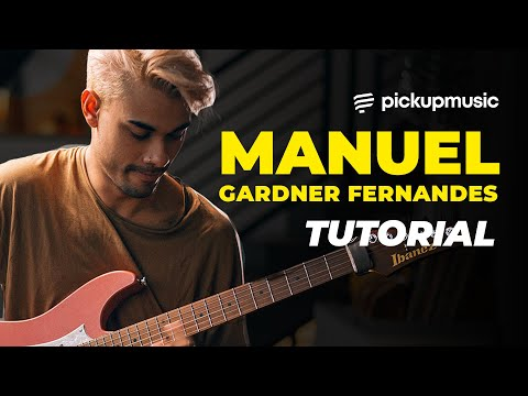 How To Play Manuel Gardner Fernandes 'Rain' | Ibanez AZ