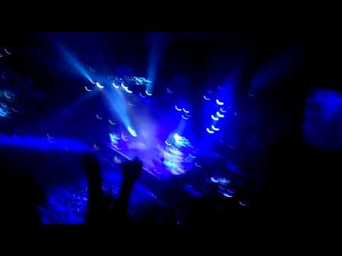 Example - Stay awake (at Nottingham Capital FM arena)