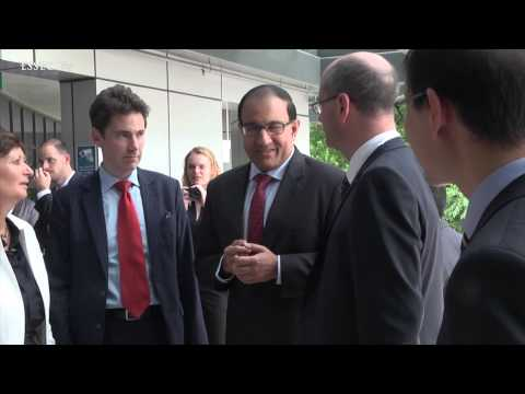 Inauguration of the ESSEC Campus in Singapore | 4 May 2015