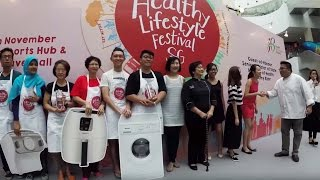 "With a festival theme of ""live healthy. get more from life."", the healthy lifestyle sg is an exciting month-long festival, featuring 4 weekend roads..."