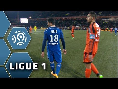 FC Lorient - Olympique Lyonnais (1-1) - Highlights - (FCL - OL) / 2014-15