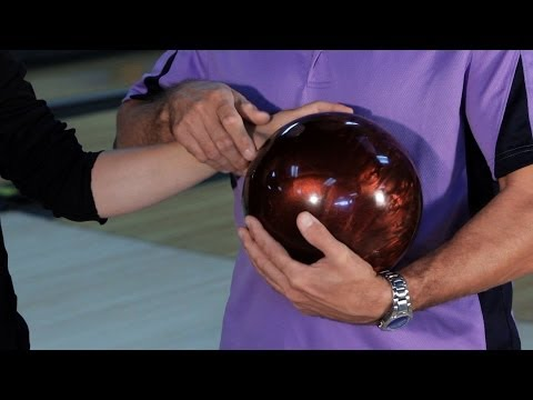 How to Be Fitted for a Bowling Ball | Bowling
