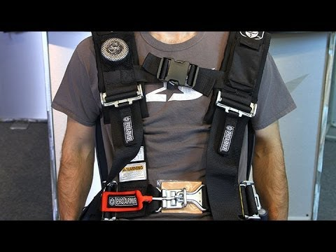Pro Armor 4-Point Harness from Motorcycle-Superstore.com - YouTube