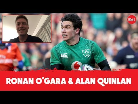 Ronan O'Gara and Alan Quinlan | Managing pressure | Carbery Magic | Super Rugby