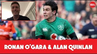 Ronan O'Gara and Alan Quinlan | Managing pressure | Carbery Magic | Super Rugby