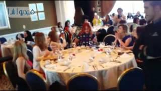 بالفيديو: عزف رائع خلال احتفال رابطة سيدات مصر في لبنان بحفل شم النسيم