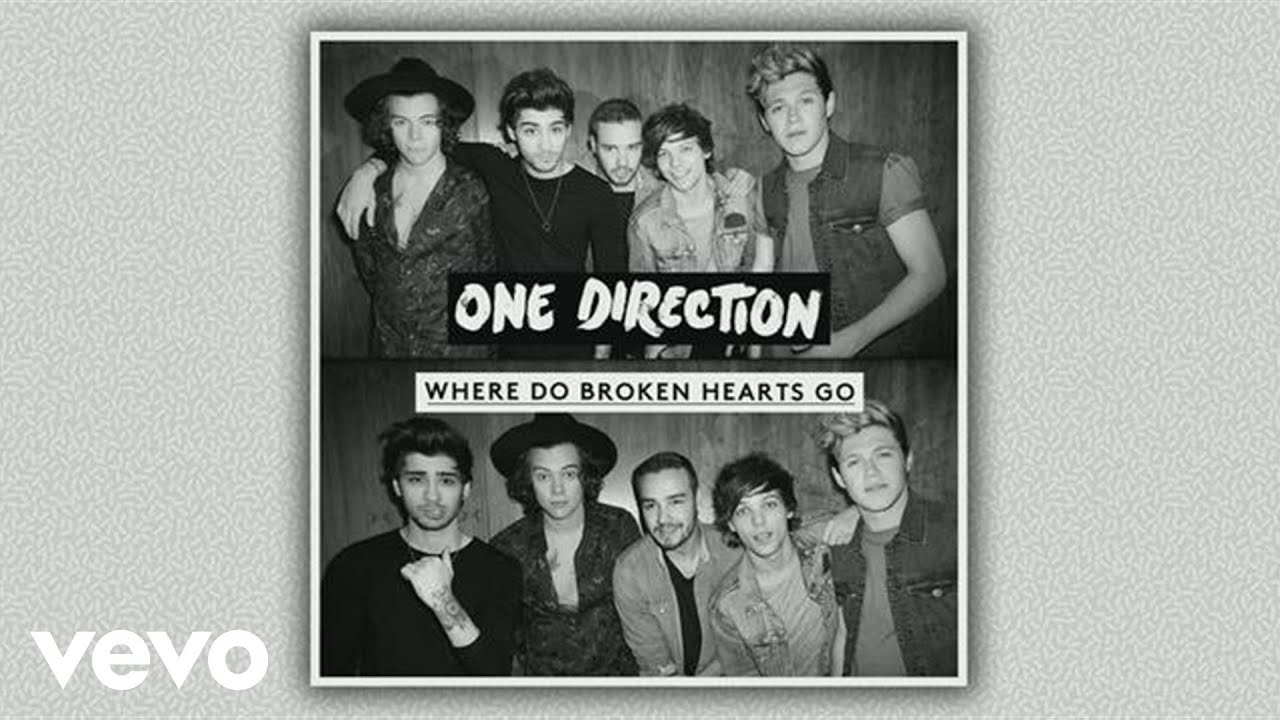 One direction where do broken hearts go audio youtube m4hsunfo