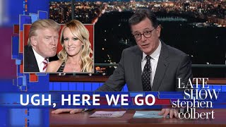 Stormy Daniels: Sex With Trump Was